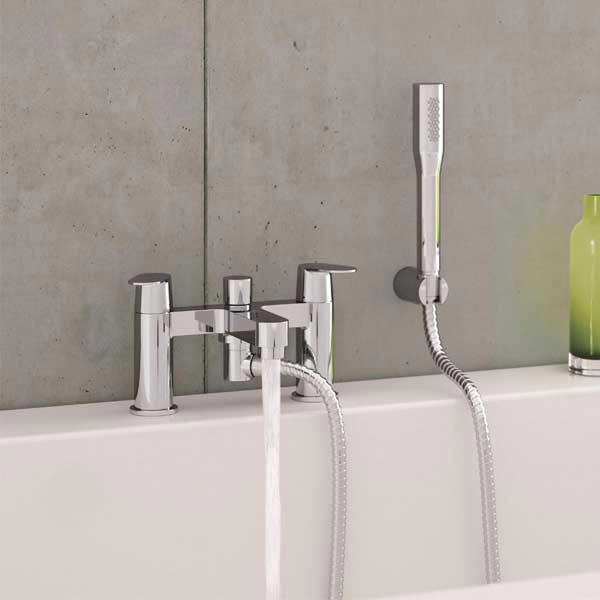 Grohe Eurosmart Cosmo bath shower mixer kit