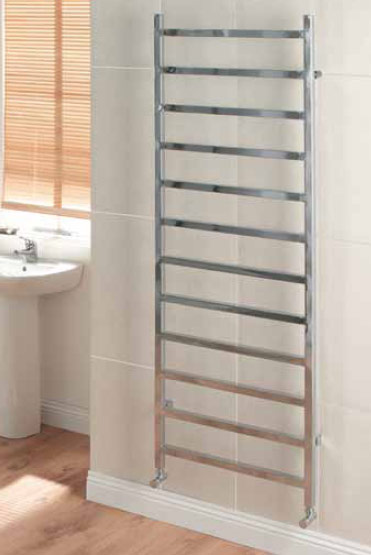 Splash Biavia Square Bathroom Radiator
