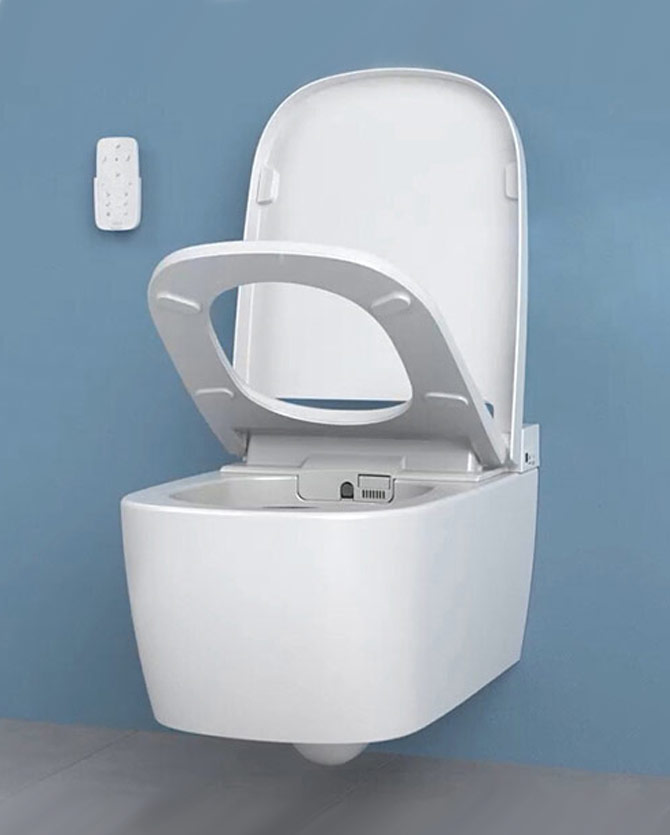 Product spalet toilet