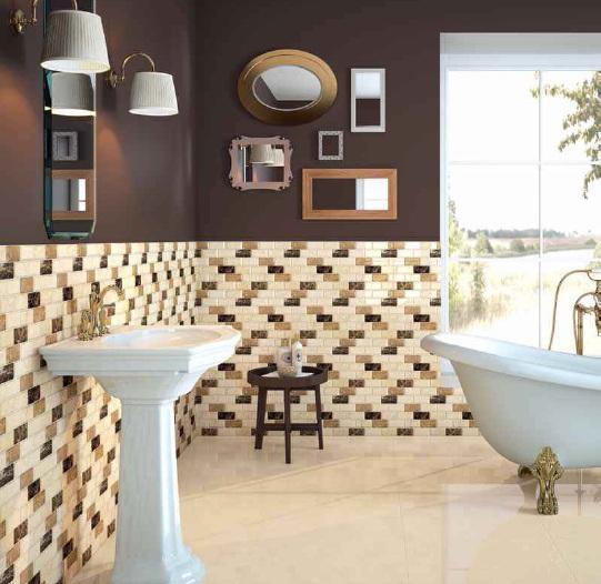 Dune 26 mosaic tiles