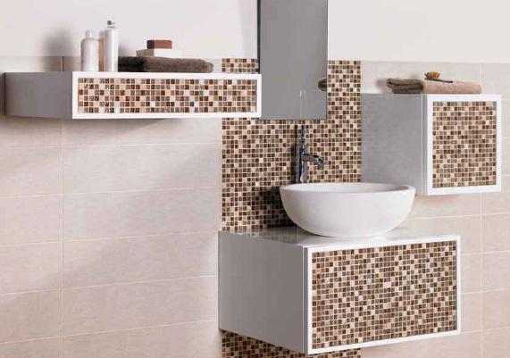 Dune 54 mosaic tiles