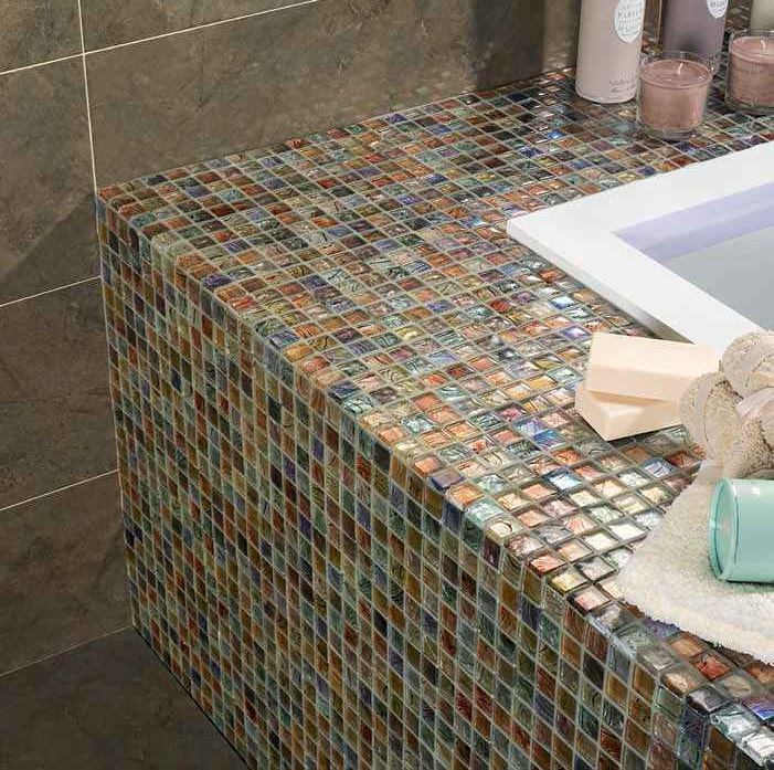 Dune 8 mosaic tiles