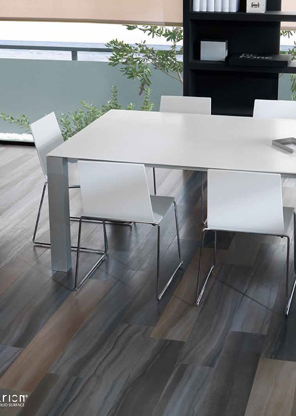 Porcelanosa 33 floor tiles