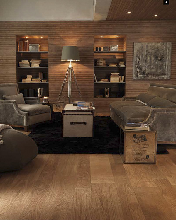 Porcelanosa 4 floor tiles