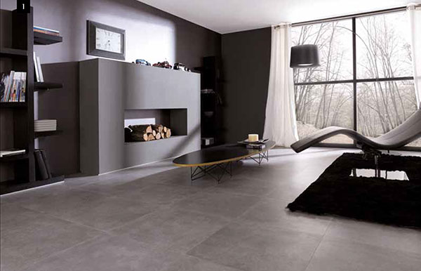 Porcelanosa 5 floor tiles
