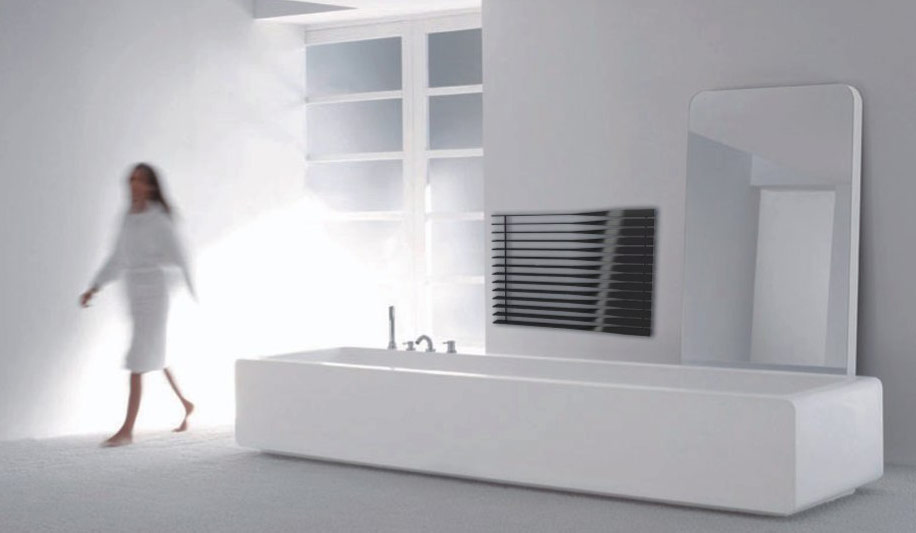Terma Design Linia Bathroom Radiator