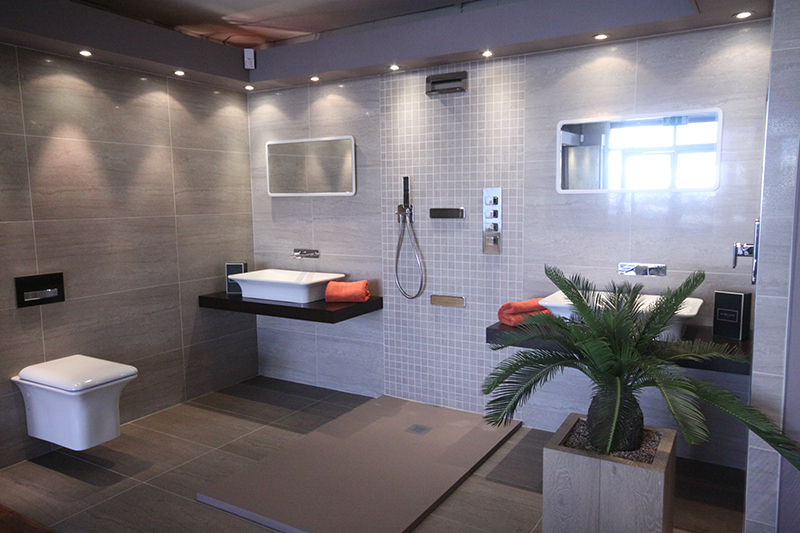 Bathroom Boutique Showroom 1739