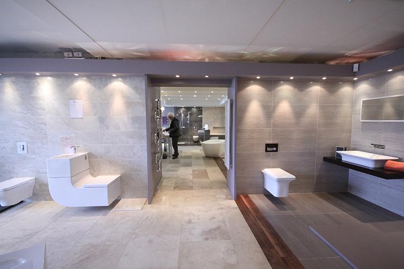 Bathroom Boutique Showroom 1749
