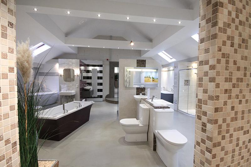 Bathroom Boutique Showroom 1813