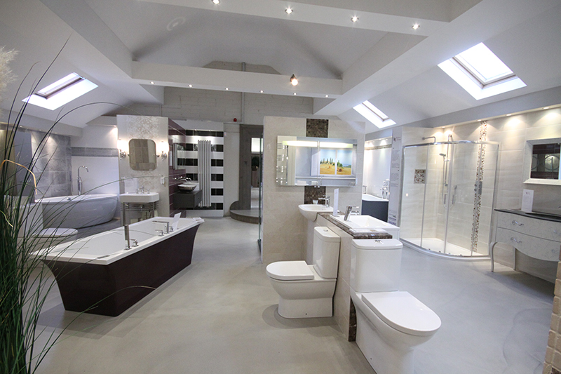 Bathroom Boutique Showroom 1815