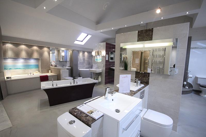 Bathroom Boutique Showroom 1824