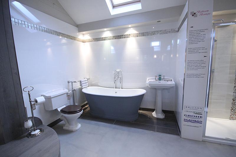 Bathroom Boutique Showroom 1831