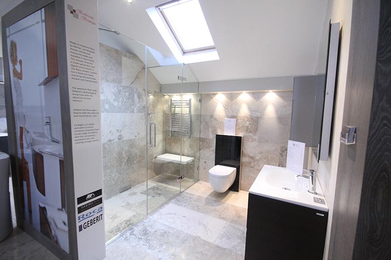 Bathroom Boutique Showroom 1836