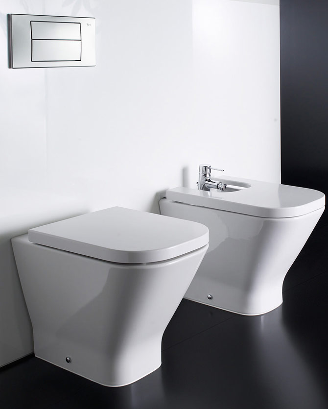 Product back to wall wc toilets